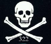 insignia of the skull and bones