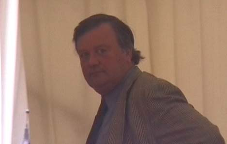 UK Bilderberg Steering Committee rep. and director of British American Tobacco, Ken Clarke MP