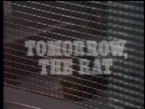 Doomwatch - title - Tommorrow the Rat