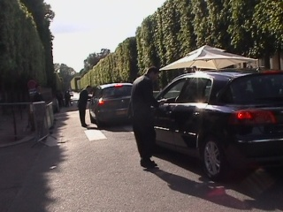 Bilderberg security - trianon pk hotel