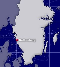 where is gothenburg?