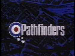 Pathfinders Lancaster Bomber programme from 1972 available on DVD
