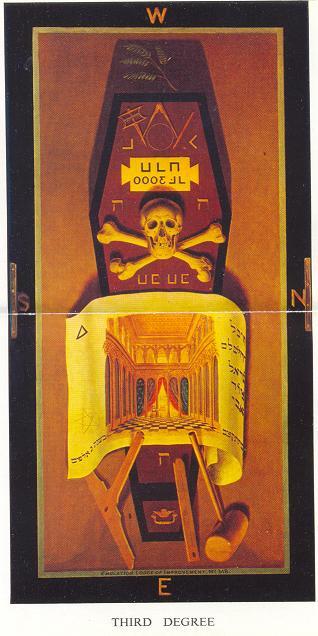 Freemasons - The silent destroyers  Deist religious cult
